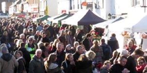 Billericay Christmas Market