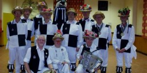 Mayflower Morris Men