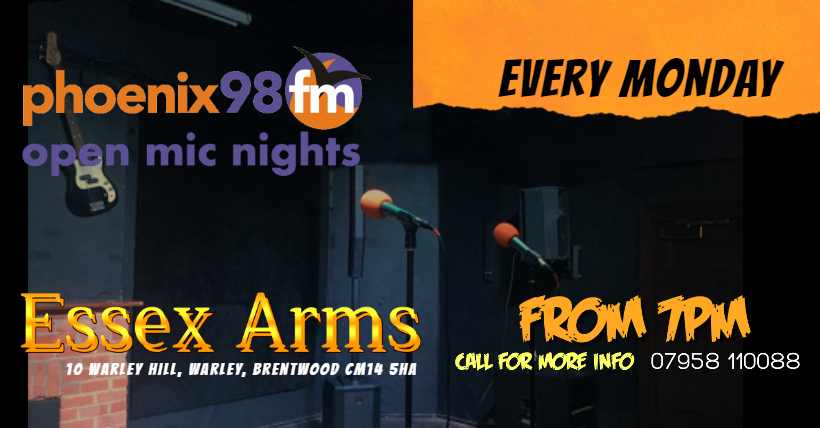 Phoenix FM Open Mic Nights
