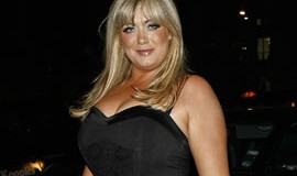 Gemma Collins (TOWIE) on Sunday Lunch..