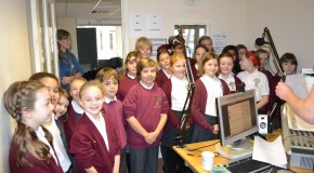 "The Holly Trees ""School Of Rock"" Choir"