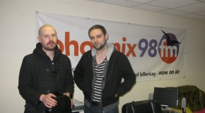 The Twilight Sad on Phoenix FM