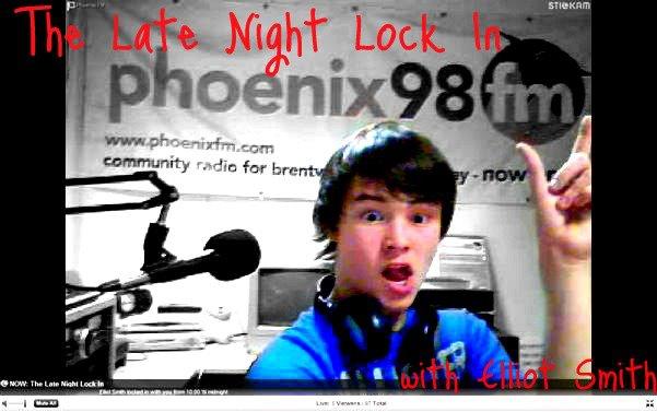 The Late Night Lock In