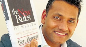Dangers of Sweeteners, Ben Benson's '7 Laws of Wealth,' & Kerry Chambers from St Lukes Hospice