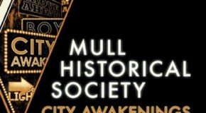 Playlist for 1 February 2012 (AOTW: Mull Historical Society – City Awakenings)