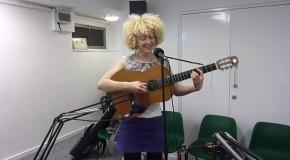 Fiona Bevan – live on Phoenix FM
