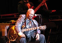 B.B. King at Roy Thomson Hall, Toronto, Ontario (May 2007)