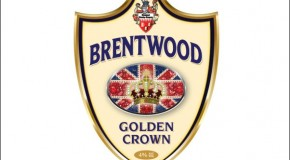 Brentwood Brewing Company launch THE GOLDEN CROWN