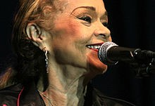 Etta James in 2006