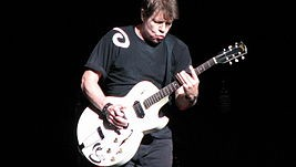 George Thorogood performing at Niagara Falls, Canada