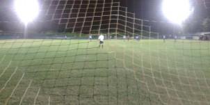 7 - Behind Goal
