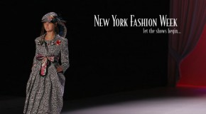 NYFW Is almost here….