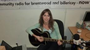 Sonya Titus live on Phoenix FM
