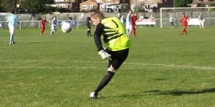 19 - One Legged Keeper