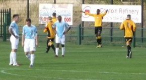 East Thurrock United v Leiston – LIVE