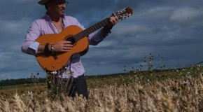 Martin Aelred Contemporary classical singer & classical guitarist plays live