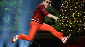 Gangnam style New Years Eve Celebrations