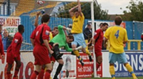 Canvey Island  v  East Thurrock United – LIVE