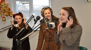 The Three Belles live on Phoenix FM