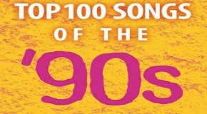 The Top 100 of The Nineties and The Spice Girls
