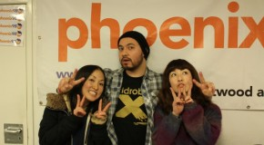 The Jed Shepherd Show ft. Japanese girl band – NO CARS!