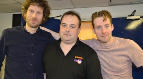Phoenix FM interview with the Kaiser Chiefs
