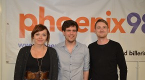 Warm Winters live on Phoenix FM