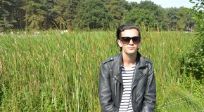 Latitude 2013: Matty from The 1975