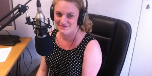 Louise McKinlay at Phoenix FM