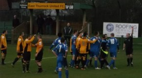 East Thurrock United  v  Hampton & Richmond  –  LIVE