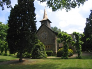 St Mary's new church