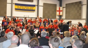 The Royal British Legion Youth Band Brentwood – Concert with The Friends of Kneller Hall Band
