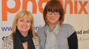 Lizzie Allen and Tracey Cowling from Havering and Brentwood Bereavement Service