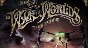 War of the Worlds a new tour! I chat to Jeff Wayne
