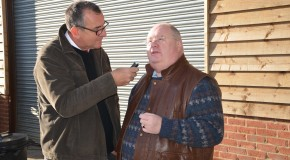 Mike Jones talks to Eric Pickles