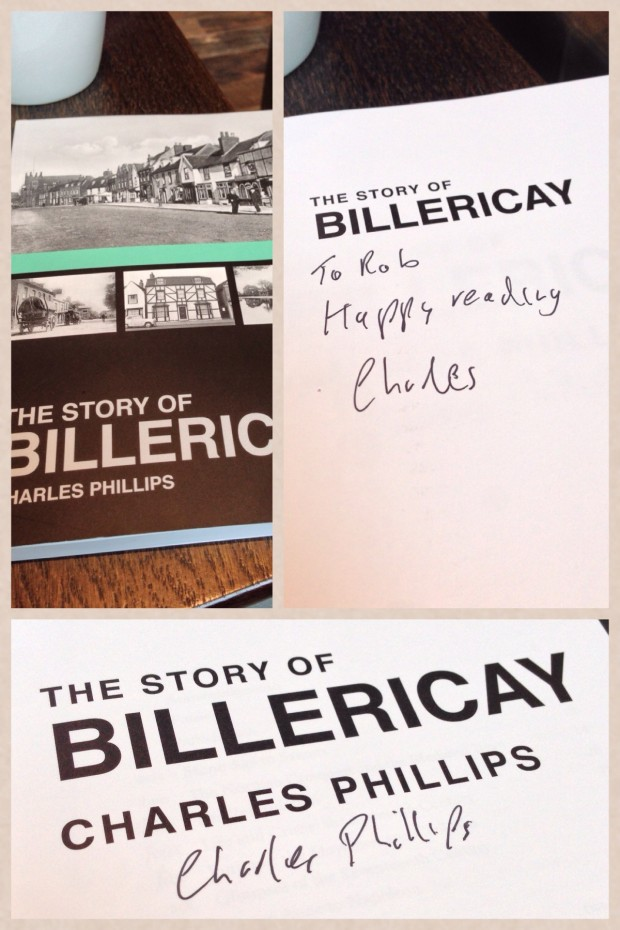 The Story of Billericay by Charles Phillips