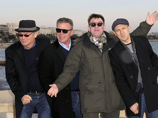 Madness photocall at Midem