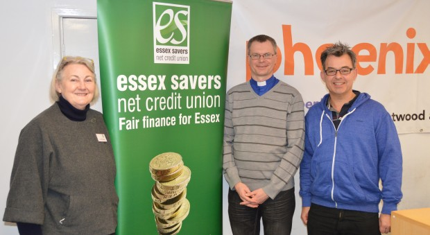 Alison Davies, Warner Pidgeon and Nick Brennan. You can Contact Essex Savers on 01245 496314