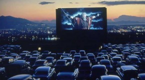 Drive-in Movies come to Brentwood and a Cat Cafe