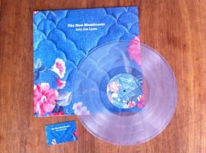 The New Mendicants Clear Vinyl.