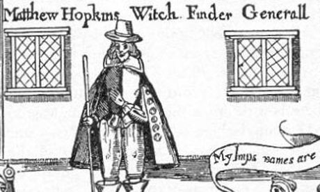 Modern-day Witch Hunts