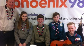 A spirit of unity – World Scout Jamboree
