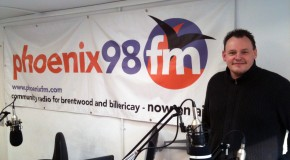 Paul Alexander from Billericay IT Solutions 27-03-14