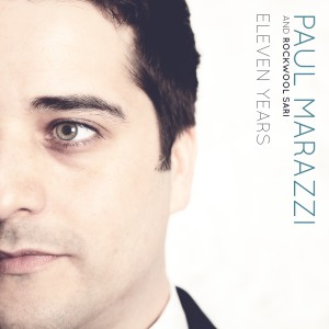 Paul Marazzi - Eleven Years Cover