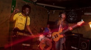Out and about with Sabatta – Musical Meanderings 25th March 2014