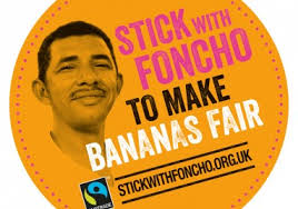 Stick with Foncho