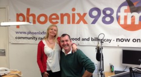 Stella The Raw Food Goddess visits Phoenix