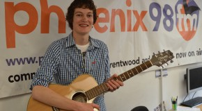 Matthew Shepherd Live in Studio 1 – Listen Here