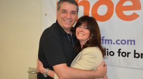 'Allo 'Allo .. Vicki Michelle visits Phoenix FM