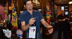Alastair Cook's Benefit Beer